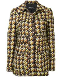 Rochas - Fitted Jacket - Lyst