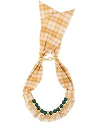 Lizzie Fortunato - Picnic Necklace - Lyst