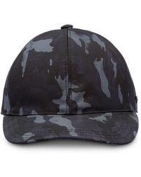 Prada - Cappello da baseball stampato - Lyst