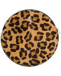 Pretty Ballerinas - Leopard Print Clutch - Lyst