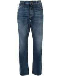 Dolce & Gabbana - Regular Slim Jeans - Lyst