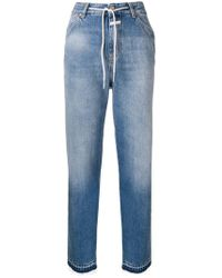 Closed - High Waisted Jeans - Lyst