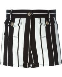 Roberto Cavalli | Striped Shorts | Lyst