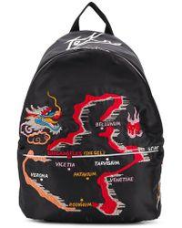 DIESEL - M-tokyo Backpack - Lyst