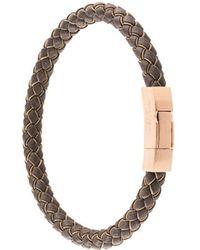 Tateossian 'Mezzo' Armband - Braun