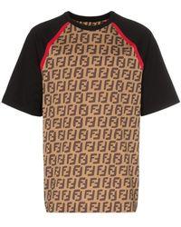 e90c5dcf7 Men's Fendi T-shirts - Lyst