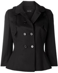 Simone Rocha - Fitted Tailored Jacket - Lyst