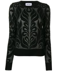 Partow - Anise Patterned Jumper - Lyst