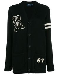Polo Ralph Lauren - Long Knitted Cardigan - Lyst