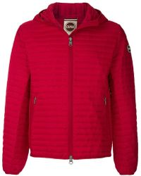Colmar - Quilted Hooded Jacket - Lyst