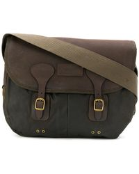 Barbour | Leather Bag | Lyst