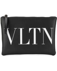 Valentino - Pochette VLTN - Lyst