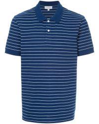 Calvin Klein - Classic Stripe Polo Shirt - Lyst