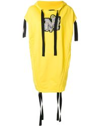 Marco Bologna - Embellished Logo Hoodie - Lyst