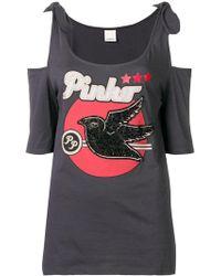 Pinko - Tridente T-shirt - Lyst