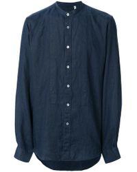 Dell'Oglio - Classic Long-sleeve Shirt - Lyst