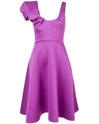 Chalayan - Asymmetric A-line Dress - Lyst