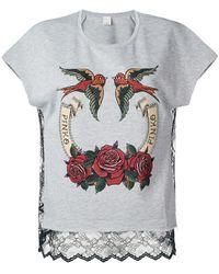 Pinko - Rondella T-shirt - Lyst