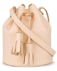 Building Block - Bucket Tassel Shoulder Bag - Lyst
