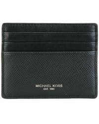 Michael Kors - Classic Flat Cardholder - Lyst