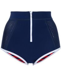 Duskii - Kailua High Waisted Bikini Trousers - Lyst
