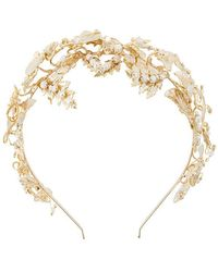 Rosantica - Leaf Headband - Lyst