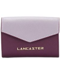 Lancaster - Envelope Wallet - Lyst