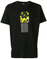 DIESEL - 'Absolutus' T-Shirt - Lyst