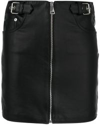 Manokhi - Zipped Up Fitted Skirt - Lyst