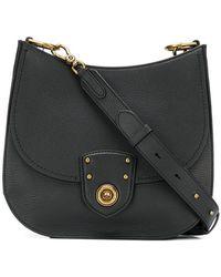 Lauren by Ralph Lauren - Leather Convertible Bag - Lyst