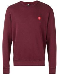 Aspesi Printed Detail Sweatshirt
