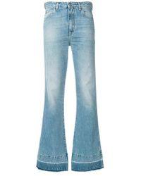 Golden Goose Deluxe Brand - Ausgestellte Jeans - Lyst