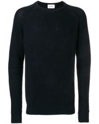 Harmony Paris - Ribbed Knit Jumper - Lyst