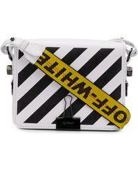 Off-White c/o Virgil Abloh - Diagonal Stripe Crossbody Bag - Lyst