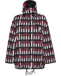 Prada - Lipstick Print Jacket - Lyst