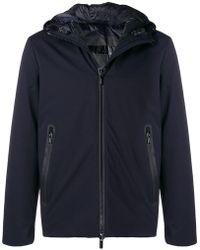Rrd - Hooded Jacket - Lyst