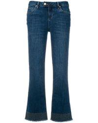 Liu Jo - Bootcut Jeans - Lyst