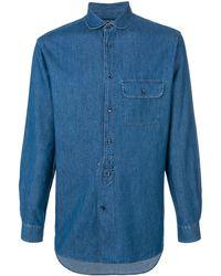 Natural Selection Studio Shirt - Blue