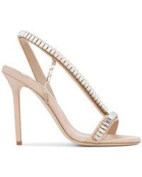 Amazone open toe sandals - White Olgana Paris xvzpQjK