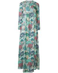Vilshenko - Evie Printed Dress - Lyst