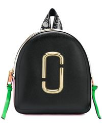 Marc Jacobs - Branded Colour Blocked Backpack - Lyst