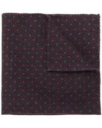 Pal Zileri - Geometric Print Handkerchief - Lyst