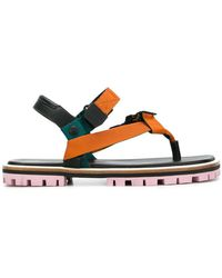 Paul Smith - Strappy Buckled Sandals - Lyst