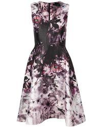Rubin Singer - A-line Floral Dress - Lyst