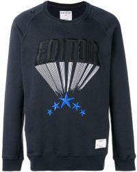 Saucony - Embroidered Logo Sweatshirt - Lyst