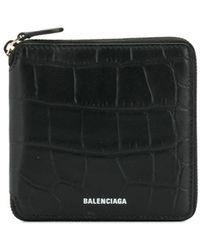 Balenciaga - Ville Square Wallet - Lyst