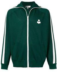Isabel Marant - Logo Sports Jacket - Lyst