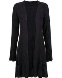 Osklen - Elongated Knit Cardigan - Lyst
