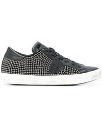 Philippe Model - Studded Trainers - Lyst
