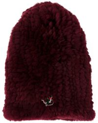 Undercover - Embroidered Beanie - Lyst